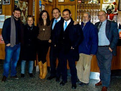 Macerata, riunione ufficio politico del 'Fronte Verde'