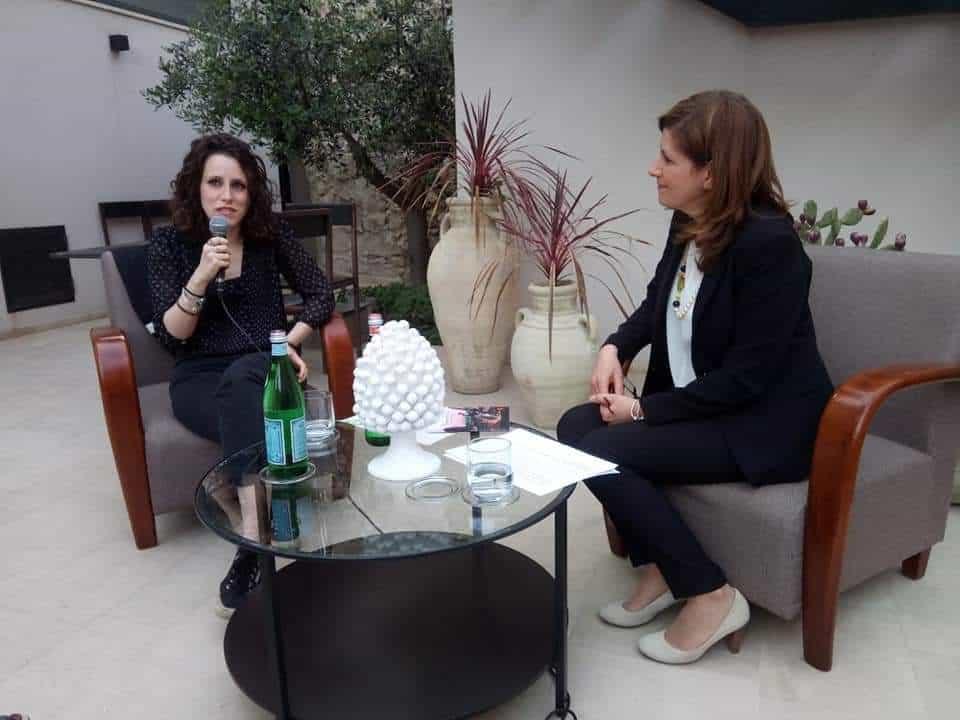 Presentazione del libro di Sofia Pirandello e  Inaugurazione Associazione culturale Nuvola Bianca