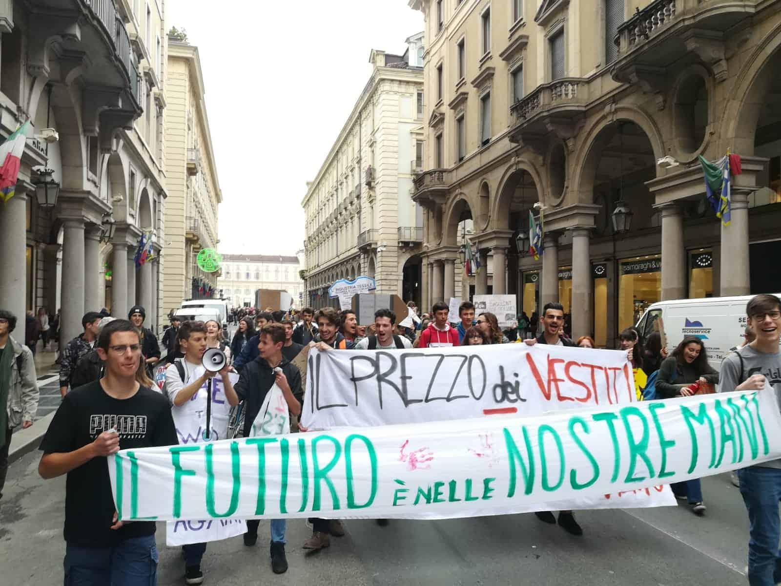 manifestazione Torino