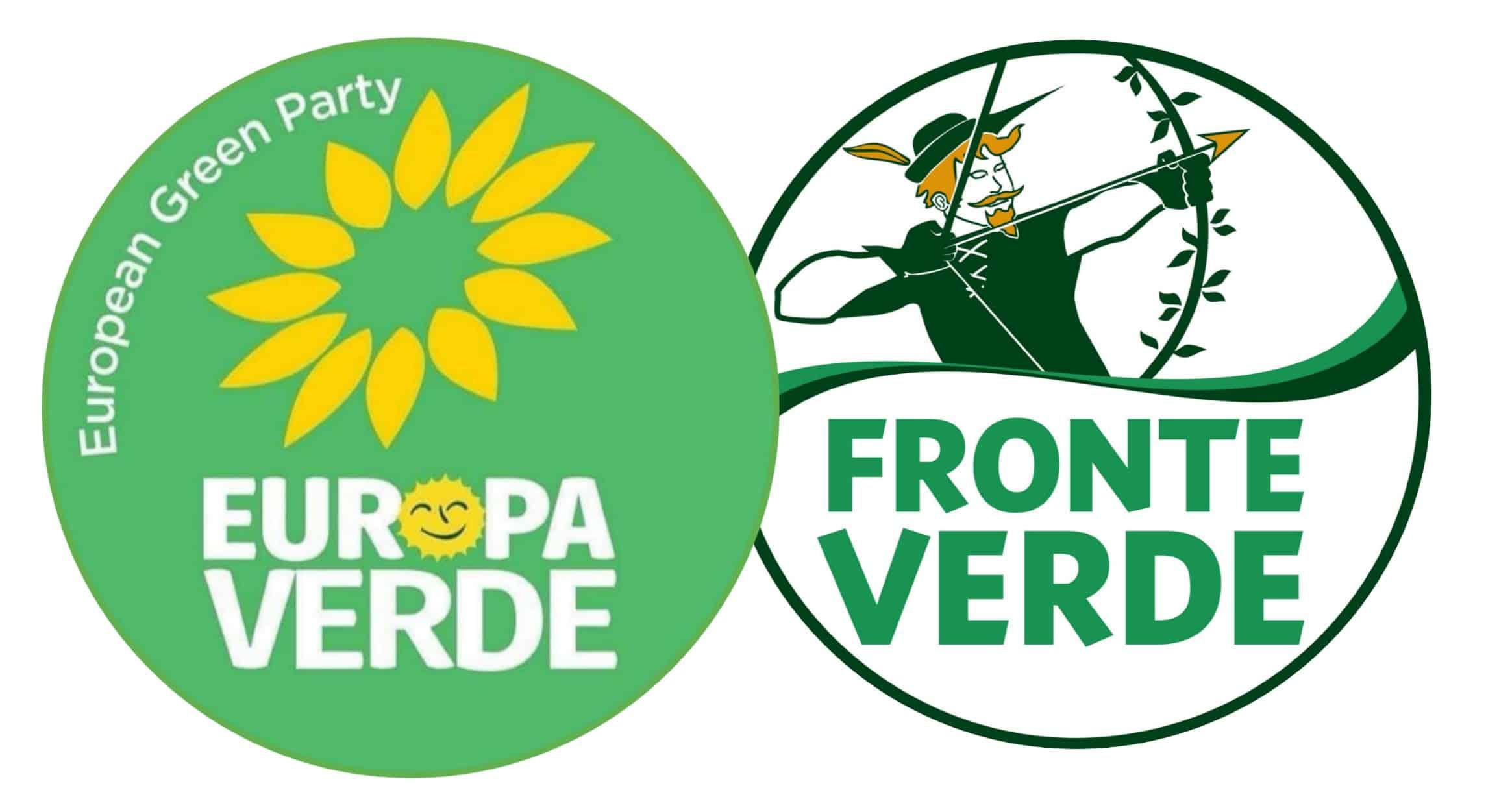 Europee 2019, Farinaro e Vernengo nelle liste di 'Europa Verde'