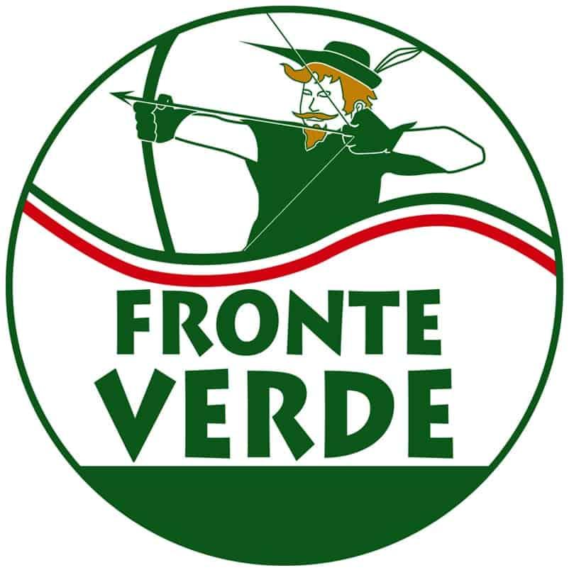 Elezioni politiche, Fronte Verde deposita il logo al Viminale