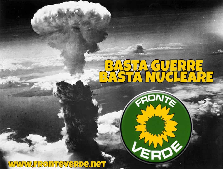 """Vincenzo Galizia: """"Hiroshima e Nagasaki, un monito contro il nucleare"""""""
