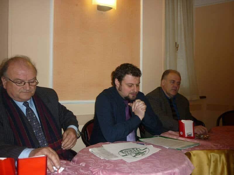 Provinciali Macerata, Quattrini si presenta alla guida del 'Fronte Verde'