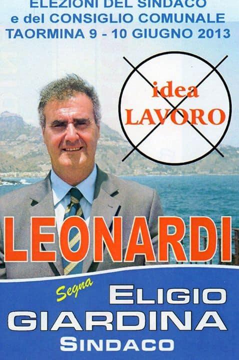 Taormina, il 'Fronte Verde' vota Leonardi