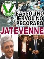 """Rifiuti, Bassolino rinviato a giudizio. Vincenzo Galizia: """"ora si dimetta"""""""
