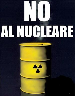 Fronte Verde: No al ritorno al nucleare