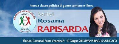 A Santa Severina, il 'Fronte Verde' vota Rapisarda