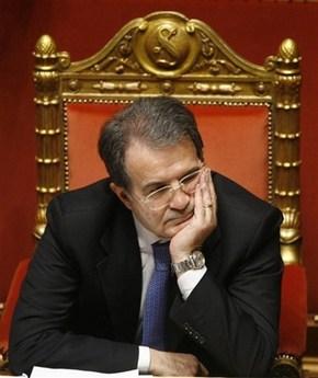 """Cade Prodi, Vincenzo Galizia: """"niente indugi. Elezioni subito""""."""