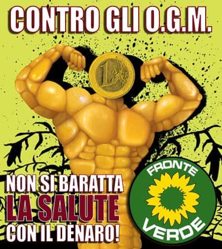 Il 'Fronte Verde' contro gli Ogm