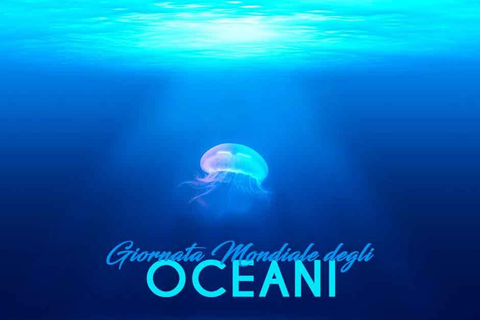 """Giornata Mondiale degli Oceani. Vincenzo Galizia: """"Difendiamo gli Oceani""""."""