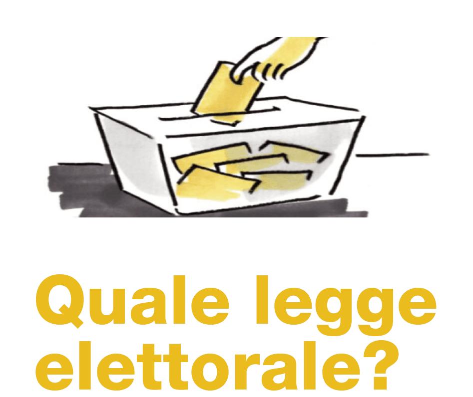 """Legge elettorale, Vincenzo Galizia: """"Dove sta la democrazia?"""""""