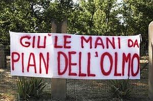 """Fronte Verde: """"Contrari alla discarica di Pian dell'Olmo"""""""