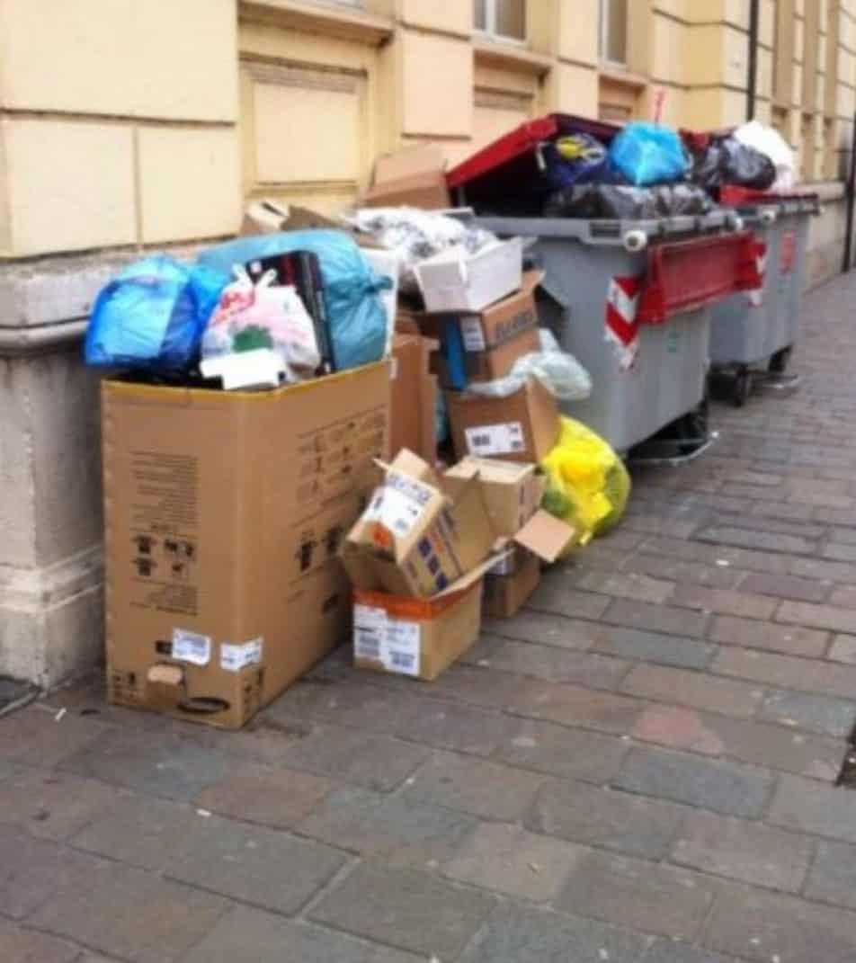 """Grosseto, Fronte Verde: """"Preoccupazione per i rifiuti abbandonati"""""""