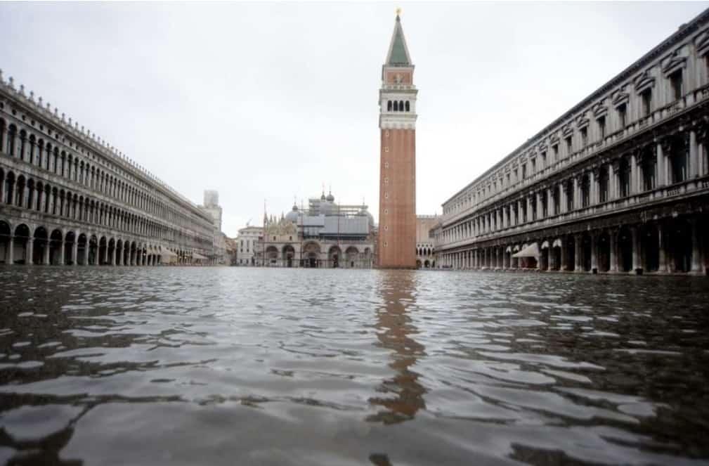 Venezia, la sposa del mare. Troppi nemici per l'indifesa 'Serenissima'