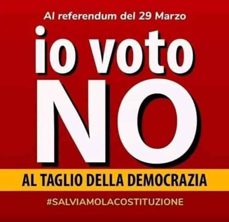 """Referendum, Vincenzo Galizia: """"Fronte Verde si schiera per il No"""""""