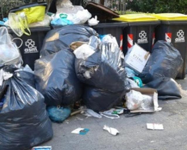 """Prato, Fronte Verde: """"Allarme rifiuti in città"""""""
