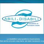 """L'Associazione """"Abili e Disabili"""" aderisce alla Confederazione"""