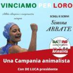Regionali, a Caserta il Fronte Verde sostiene Abbate e Fusciello