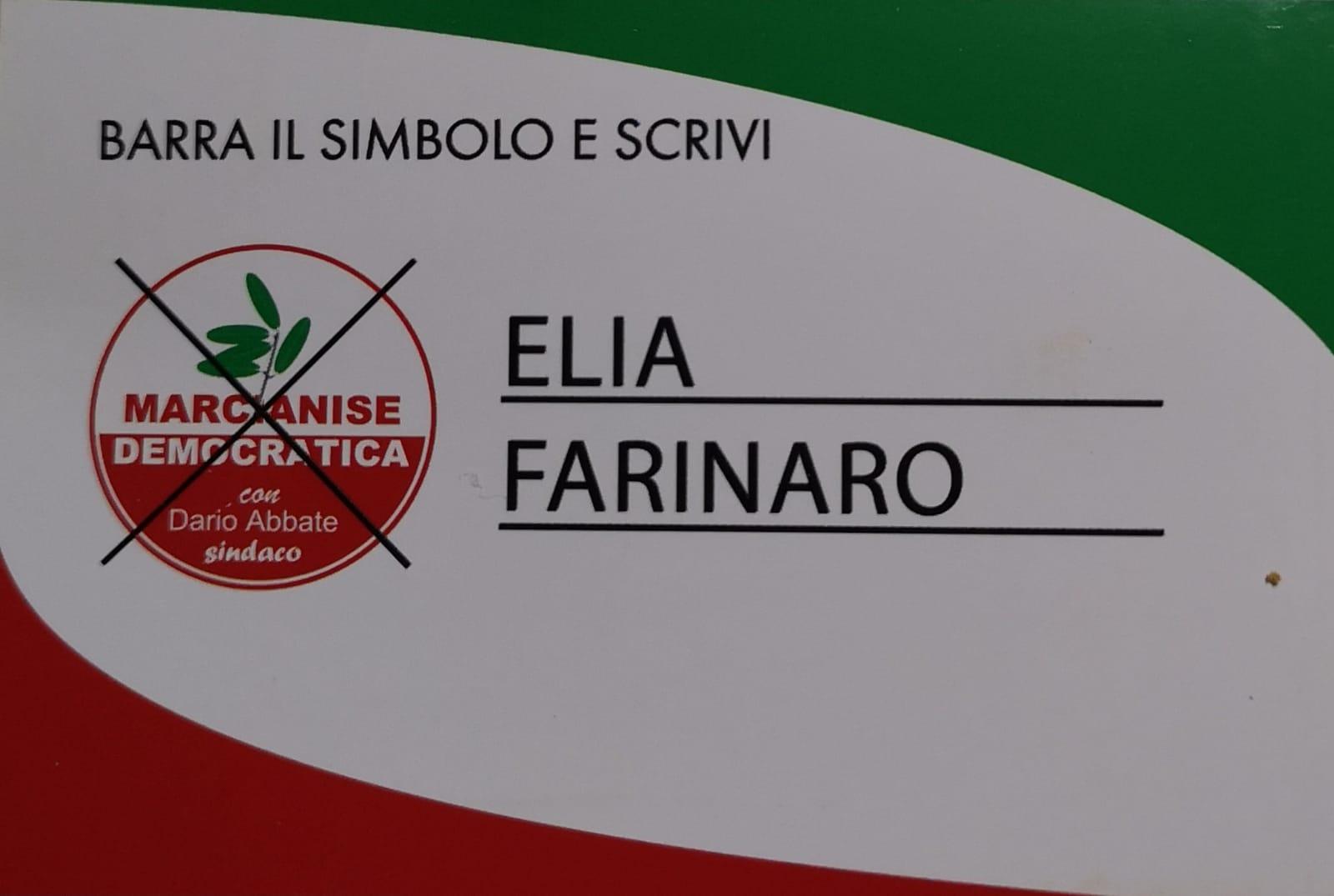 Marcianise, Giuliana Farinaro candidata alle comunali